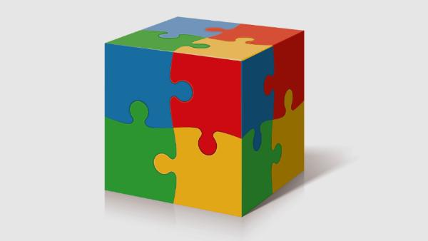Puzzle Disc